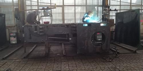 铆焊车间激发班组活力保生产